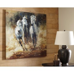 Odero - Multi - Wall Art