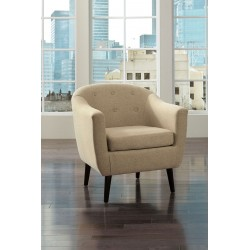 Klorey - Khaki - Accent Chair