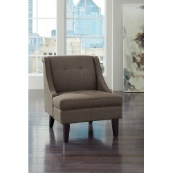 Clarinda - Gray - Accent Chair