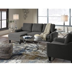 Jarreau - Gray - Queen Sofa Sleeper & Chair