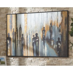 Petrica - Multi - Wall Art