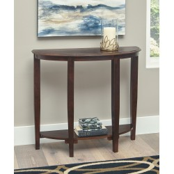 Altonwood - Brown - Console Sofa Table