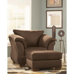 Darcy - Cafe - Chair with Ottoman
