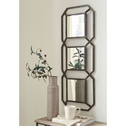 Savane - Antique Gold Finish - Accent Mirror