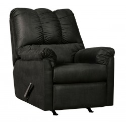 Darcy - Black - Rocker Recliner