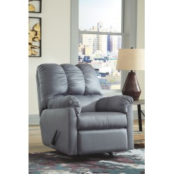 Darcy - Steel - Rocker Recliner