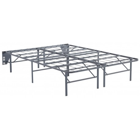 Better Than A Boxspring - Gray - Full Foundation