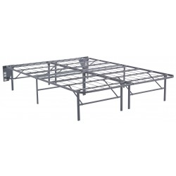Better Than A Boxspring - Gray - Queen Foundation