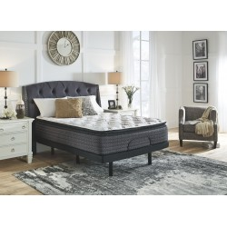 Limited Edition Pillowtop - White - King Mattress & Adjustable Base