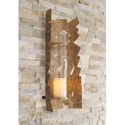 Jailene - Antique Gold - Wall Sconce