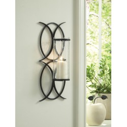 Bryndis - Black - Wall Sconce
