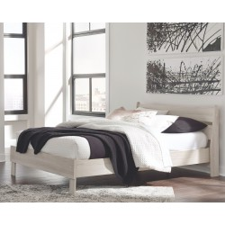 Socalle - Natural - Queen Panel Headboard