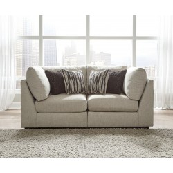 Kellway - Bisque - 2-Piece Sectional