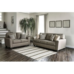 Calicho - Cashmere - Sofa & Loveseat