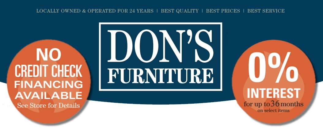"Don""s Furniture"