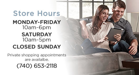Call (740) 653-2118 to make an appointment