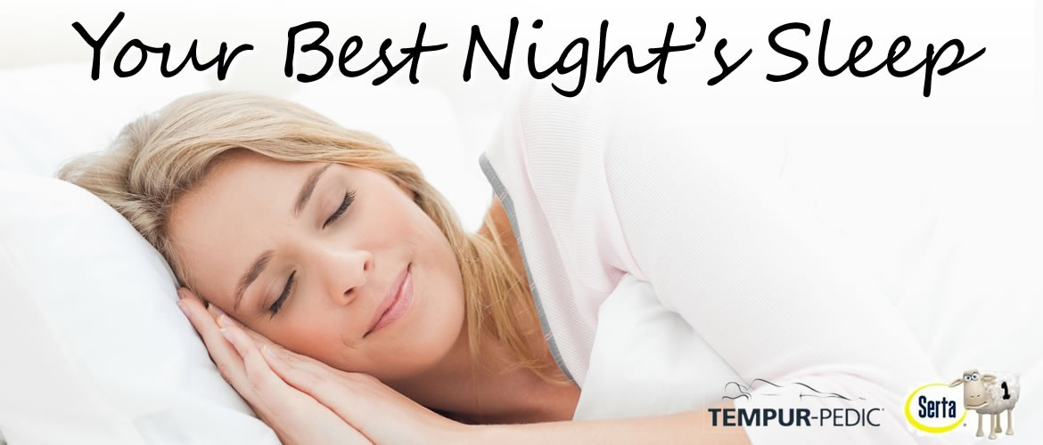 Your best night's sleep starts at Don's.